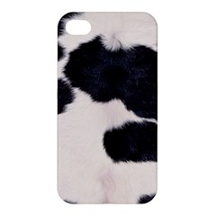 SPOTTED COW HIDE Apple iPhone 4/4S Hardshell Case