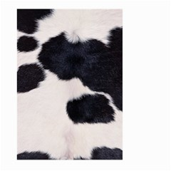 SPOTTED COW HIDE Large Garden Flag (Two Sides)
