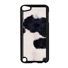 SPOTTED COW HIDE Apple iPod Touch 5 Case (Black)