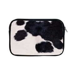 SPOTTED COW HIDE Apple iPad Mini Zipper Cases