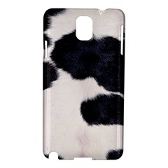 SPOTTED COW HIDE Samsung Galaxy Note 3 N9005 Hardshell Case