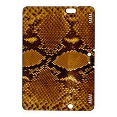 SNAKE SKIN Kindle Fire HDX 8.9  Hardshell Case
