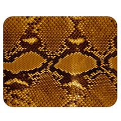 Snake Skin Double Sided Flano Blanket (medium)
