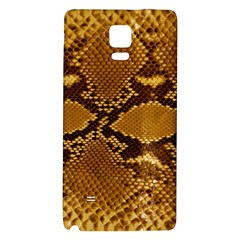 SNAKE SKIN Galaxy Note 4 Back Case