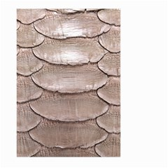 SCALY LEATHER Large Garden Flag (Two Sides)