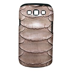 SCALY LEATHER Samsung Galaxy S III Classic Hardshell Case (PC+Silicone)