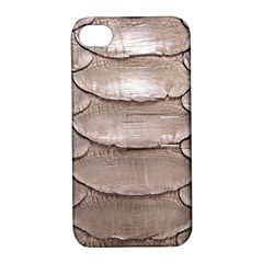 SCALY LEATHER Apple iPhone 4/4S Hardshell Case with Stand
