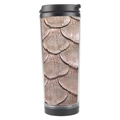 SCALY LEATHER Travel Tumblers