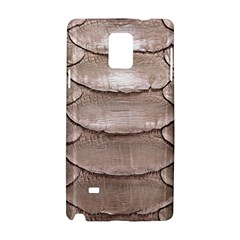 SCALY LEATHER Samsung Galaxy Note 4 Hardshell Case