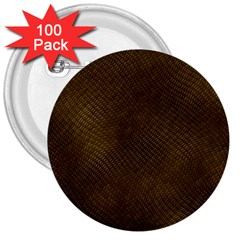 REPTILE SKIN 3  Buttons (100 pack)