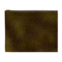 REPTILE SKIN Cosmetic Bag (XL)