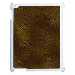 REPTILE SKIN Apple iPad 2 Case (White)