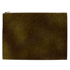 REPTILE SKIN Cosmetic Bag (XXL)