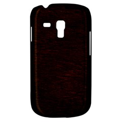 REDDISH BROWN FUR Samsung Galaxy S3 MINI I8190 Hardshell Case