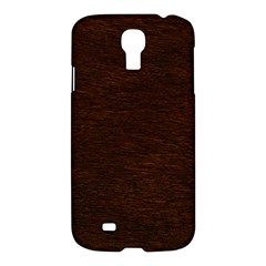 REDDISH BROWN FUR Samsung Galaxy S4 I9500/I9505 Hardshell Case