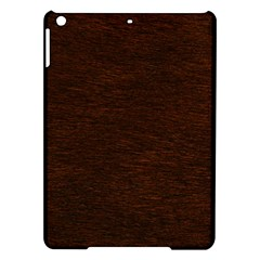 REDDISH BROWN FUR iPad Air Hardshell Cases