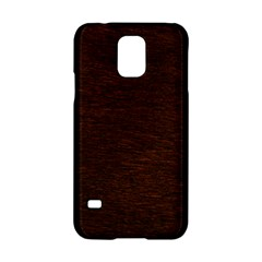 REDDISH BROWN FUR Samsung Galaxy S5 Hardshell Case