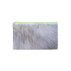 RABBIT FUR Cosmetic Bag (XS)