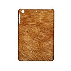 LIGHT BROWN FUR iPad Mini 2 Hardshell Cases
