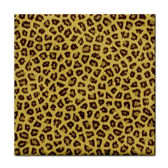 LEOPARD FUR Tile Coasters