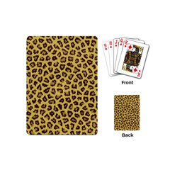 LEOPARD FUR Playing Cards (Mini)