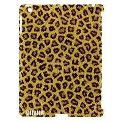 LEOPARD FUR Apple iPad 3/4 Hardshell Case (Compatible with Smart Cover)