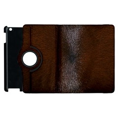 HORSE FUR Apple iPad 2 Flip 360 Case
