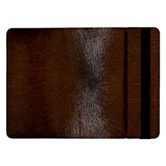 HORSE FUR Samsung Galaxy Tab Pro 12.2  Flip Case