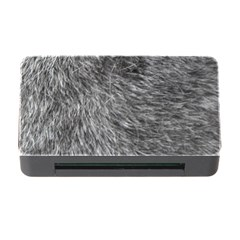 GREY WOLF FUR Memory Card Reader with CF
