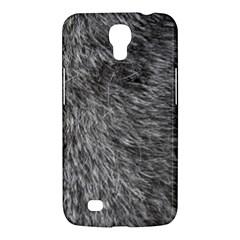 GREY WOLF FUR Samsung Galaxy Mega 6.3  I9200 Hardshell Case