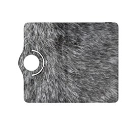 GREY WOLF FUR Kindle Fire HDX 8.9  Flip 360 Case