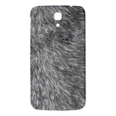 GREY WOLF FUR Samsung Galaxy Mega I9200 Hardshell Back Case