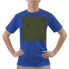 GREEN REPTILE SKIN Dark T-Shirt