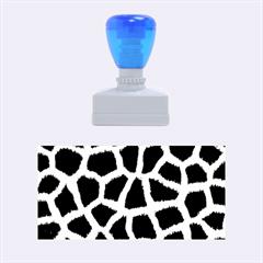 Giraffe Hide Rubber Stamps (medium)