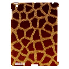 GIRAFFE HIDE Apple iPad 3/4 Hardshell Case (Compatible with Smart Cover)