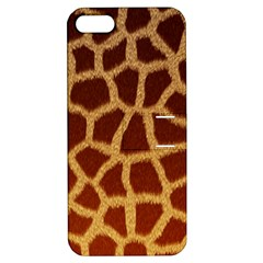 GIRAFFE HIDE Apple iPhone 5 Hardshell Case with Stand