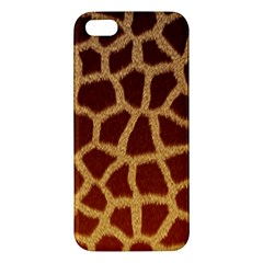 GIRAFFE HIDE Apple iPhone 5 Premium Hardshell Case