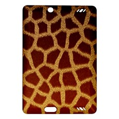 GIRAFFE HIDE Kindle Fire HD (2013) Hardshell Case
