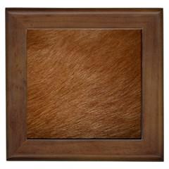 DOG FUR Framed Tiles