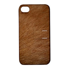DOG FUR Apple iPhone 4/4S Hardshell Case with Stand