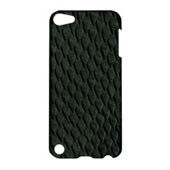 DARK GREEN SCALES Apple iPod Touch 5 Hardshell Case
