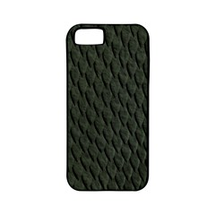 DARK GREEN SCALES Apple iPhone 5 Classic Hardshell Case (PC+Silicone)