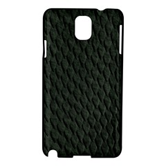 DARK GREEN SCALES Samsung Galaxy Note 3 N9005 Hardshell Case