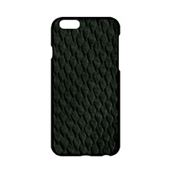 DARK GREEN SCALES Apple iPhone 6/6S Hardshell Case
