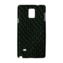 DARK GREEN SCALES Samsung Galaxy Note 4 Hardshell Case