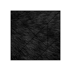 BLACK CAT FUR Acrylic Tangram Puzzle (4  x 4 )