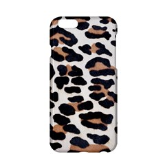 BLACK AND BROWN LEOPARD Apple iPhone 6/6S Hardshell Case