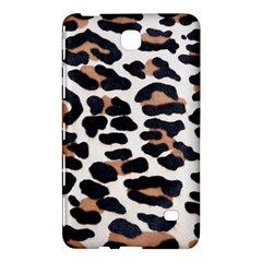 BLACK AND BROWN LEOPARD Samsung Galaxy Tab 4 (8 ) Hardshell Case