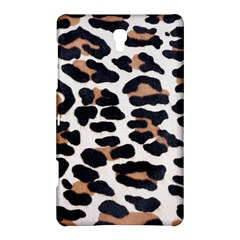 BLACK AND BROWN LEOPARD Samsung Galaxy Tab S (8.4 ) Hardshell Case