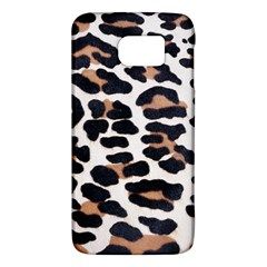 BLACK AND BROWN LEOPARD Galaxy S6